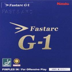 画像1: Nittaku ファスターク G-1  FASTARC G-1 [テンション系裏ソフト]