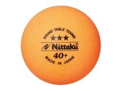 画像1: ニッタク 『プラサウンドボール(盲人卓球用)1ダース』 サウンドテーブルテニス公式球